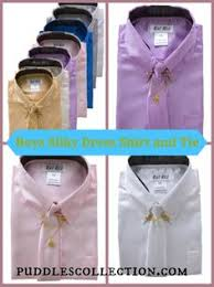boys silky dress shirt and tie puddlescollection com k i d s