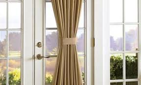 Thermal Curtains For Patio Doors by Curtains Patio Door Blackout Curtains Proactivity Pinch Pleated