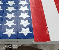 Maroon And White Flag How To Make An American Flag For Your Yard