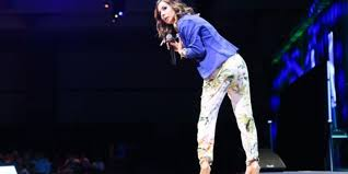 anjelah johnson mines personal life for comedy act