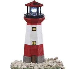 Best Solar Garden Lights Review Uk by Buy Solar Led Garden Lighthouse At Mailshop Co Uk Mp1160522