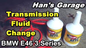 bmw diy video how to change manual transmission fluid on e46 3