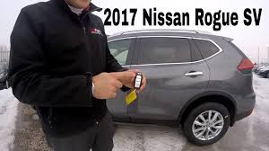 nissan rogue midnight edition gunmetal 2017 nissan rogue sv awd moon roof package in depth first look