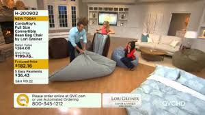 cordaroys beanbag chair from shark tank sold out on first