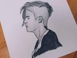 justin bieber drawing youtube