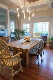 Diy Industrial Dining Room Table Industrial Edison Style Chandelier Video Lia Griffith