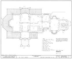 file lyndhurst first floor plan png wikimedia commons
