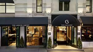 Hotel Awning The Gregory Hotel Nyc U2014bill Rooney Studio
