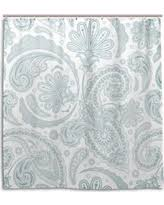Black And White Paisley Shower Curtain - great deal on tommy hilfiger canyon paisley shower curtain