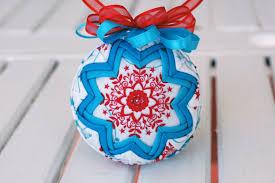 quilted snow globe ornament pattern e book u2013 no sew u2013 the ornament