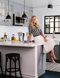 Brass Kitchen Cabinet Hardware Ten Tips From Rundown Rental To Chic Starter Home Brass