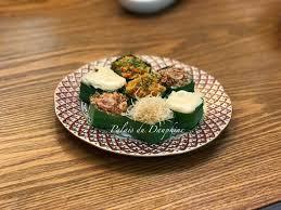 la cuisine du web ม สอนทำข าวเหน ยวม นส หน าค ะ ส งขยา palais du dauphine la