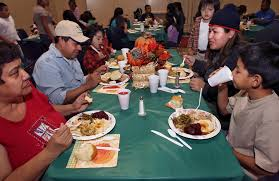 thanksgiving families area charities serve up thanksgiving feasts the818now archive