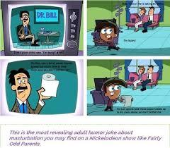 Fairly Odd Parents Meme - masturbation joke the fairly oddparents know your meme