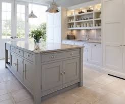 bespoke kitchens ideas kitchen island folrana shaker kitchen island ideas