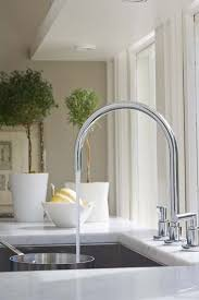 contemporary kitchen faucets spaces modern with bronze kitchen