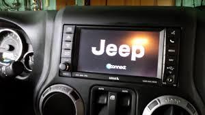 jeep jk wrangler 730n rhr radio installation write up