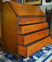 Antique Slant Top Desk Worth Blackthorn Antiques