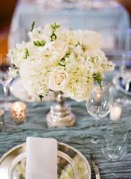 White Roses Centerpieces by White Centrepiece And Candles Centerpieces Pinterest White