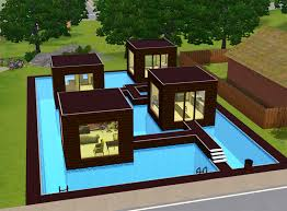 16 photos and inspiration cool sims 3 house house plans 52253