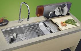 Neat Sinks For A Small Kitchen And A Dishwasher Sink Too  Raven - Narrow kitchen sink