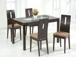 Dining Table Black Glass Kitchen Table Unusual Kitchen Table And Chairs Narrow Dining