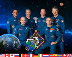 multi national soyuz ms 05 crew ready for friday launch to space