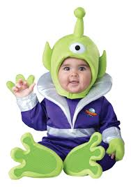 toy story halloween infant toddler mini martian costume