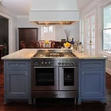 kitchen island with cooktop kitchen remodel reveal mummy kitchens and hanging lights