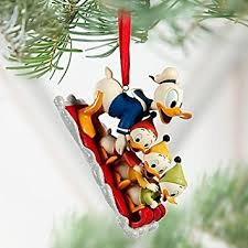 donald duck ornaments rainforest islands ferry
