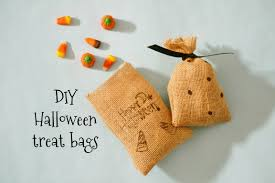 get your crap together diy halloween treat bags from golden rippy