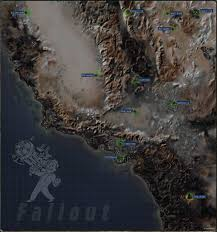 Fallout Maps by Index Of Games Fallout Maps