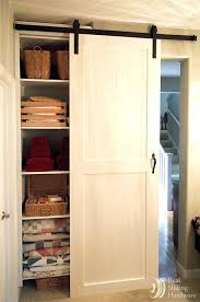 Hanging Closet Doors Closet With Sliding Doors Custom Closet By Sliding Door By Closets
