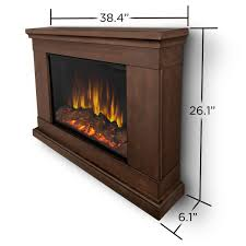 slim wall mount electric fireplace artistic color decor modern at