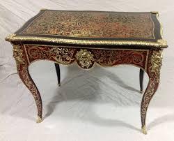 bureau boulle bureau boulle rutene antiquités
