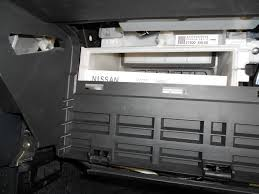 how to replace in cabin air filter 06 07 m45 nissan forum