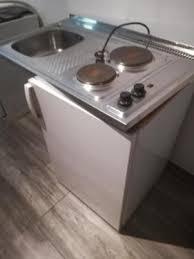 spüle küche single küche 2 herdplatten spüle und kühlschrank auch einzeln in