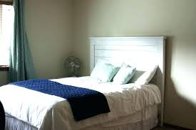 White Wooden Headboard White Wood Headboard Paperfoldme White Wood Headboard