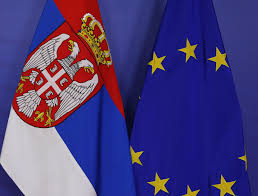 The European Flag 48 Of Serbian Citizens In Favor Of Joining The Eu European