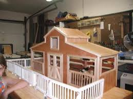 Wooden Toy Barn 1 Products I Love Pinterest Toy Barn by 40 Best Easy Doll Houses And Barns Images On Pinterest Toy Barn