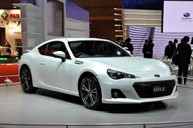 subaru brz gt300 body kit subaru brz joins its toyota sibling at the tokyo motor show live
