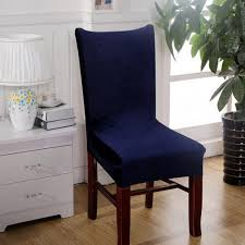 Dining Room Chair Covers Cheap Online Get Cheap Strech Cotton Aliexpress Com Alibaba Group