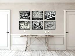 country kitchen wall decor ideas kitchen wall decore kitchen decor prints or canvas rustic