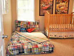 Transitioning Toddler From Crib To Bed Crib And Toddler Bed Bedroom Transition From Crib To Big Boy