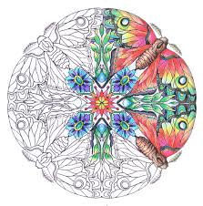 mandala coloring u2013 bloomsburg public library