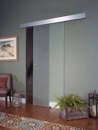 36 X 80 Interior Door Amazon Com Pinecroft 8bdgl2480op Opaque Interior Glass Barn Door