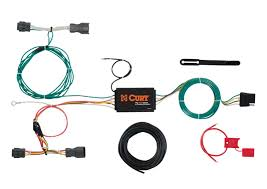 hyundai tucson 2010 2017 wiring kit harness curt mfg 56277