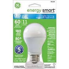 Ge Led Light Bulbs General Electric Ge Led Soft White 11wt 60wt Equivalent