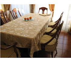 beautiful table cloth design dining room table linens home interior design