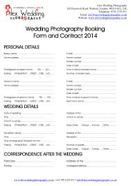 makeup contracts for weddings alex wedding photography booking form conditions 140815094718 phpapp01 thumbnail 4 jpg cb 1408096175